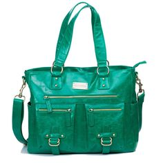 Kelly Moore Libby Bag  - super expensive, but if ONLY!!!  I love all the different colors, but the kelly green might be my favorite.  This is Ree Drummond's favorite bag.