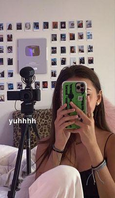 Instagram Pose, Instagram Story, Foto Glamour, Ft Tumblr, Foto Top, Cute Selfie Ideas, Mirror Pic, Selfie Poses, Aesthetic Photo
