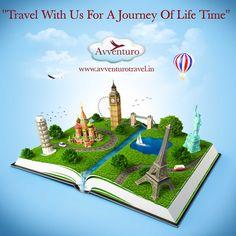Avventuro Travel Concept http://avventurotravel.in/