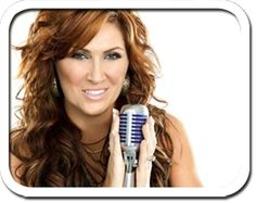 JoDee Messina! If I had a red-haired sister (or a sister at all), she would have to be the one!