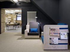Studio TILT, architecture, codesign, Club Workspace, workspace design, renovation, Club Barley Mow, coworking