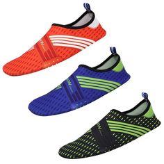 6913c6f43918 Newest Men Women Unisex Barefoot Skin Sock Striped Shoes Beach Pool Gym  Aqua Water Socks Beach