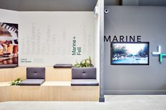 #graphicdesign #typography #environment #salescentre #signage #graphic #design #realestate #vancouver Sales Center, Real Estate Branding, Space Marine, Graphic, Vancouver, Signage, Creative, Modern, Design