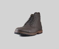 Miller Dark Brown | Sandbox Shoes