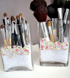 organize your brushes