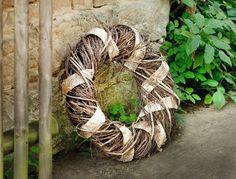 Die 34 Besten Bilder Von Birke Deco Wreaths Decorating Ideas Und