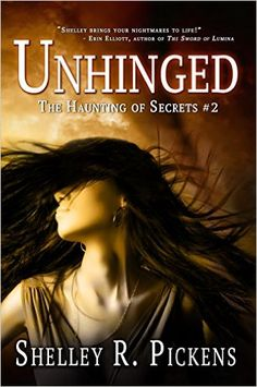 Single Book Cover Unhinged