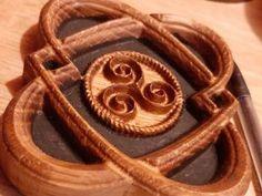 COEURS CELTE ET TRISKEL ARTFORWICCA - ArtforWicca Bracelets, Leather, Symbols, Home Made, Woodwind Instrument, Bracelet, Arm Bracelets, Bangle, Bangles