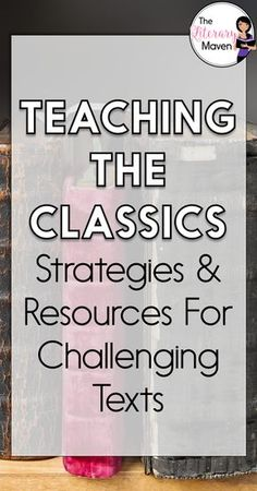 Classic literature still dominates most English course reading lists. In this #2ndaryELA Twitter chat, middle and high school English Language Arts teachers discussed classic titles we teach, why they are still important, how to support students who struggle with them, and making connections with modern day issues. Read through the chat for ideas to implement in your own classroom.