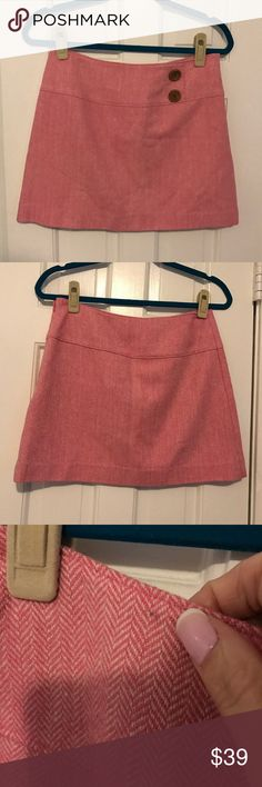 Wool blend Lily Pulitzer skirt Super cute! Reminds me of Elle Woods! 🌼Thank you for looking! One small mark on the back, barely noticeable. 🌼I ship within 2 days shipping excluding holidays 🌼I do not trade! 🌼I only accept offers through the offer button! 🌼Thank you for shopping and feel free to ask any questions Lilly Pulitzer Skirts Mini #AwesomeTaylorMadeGolfClubs