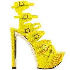 Raya+-+Neon+Yellow+by+Privileged $130