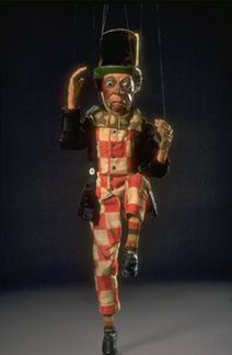 Tony Sarg Marionettes | Photo by: Richard Termine Mad Hatter; Designed by Tony Sarg (1880-1942 ...