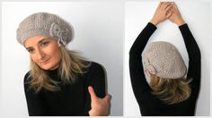 handcrocheted+hatbeige+hatwomen+crochet+hatfashionwinter+by+seno,+$35.00
