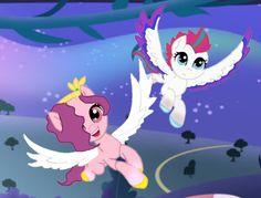 Mlp My Little Pony, Anime, House, Ideas, Art, Art Background, Home, Kunst, Cartoon Movies