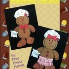 This Gingerbread Boy and Gingerbread Girl will mix their way right into your kid's hearts. This is such a fun craft to put together as we are getti.