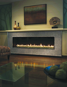 Image Result For Low Linear Fireplace On P Out With Tv Above Gas