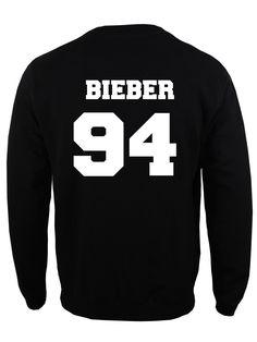 Justin Bieber 94 Sweatshirt
