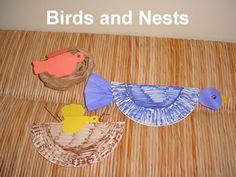 Dr. Jean's Bird Activities has The Birdie Song....Way up in the sky....