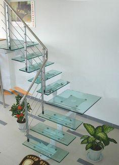 Escadas para Pequenos Espaços #stair