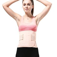 5233b7ad6be Tulucky Women s Waist Cincher Trainer Body Girdle Corset Gym Workout Sport  Shaper at Amazon Women s Clothing