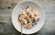 Homemade muesli is so easy, you don't even need a recipe—just this formula.