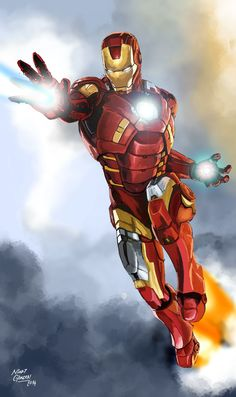#Iron #Man #Ironman #Marverl #Comics