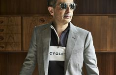 Cycle wear you want. Bicyclette urban cycle shirt.