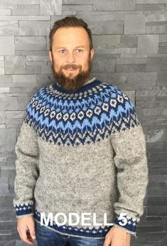 Pullover, Ethnic Fashion, Fair Isles, Men Sweater, Knitting, Crochet, Pattern, Sweaters, Outfits