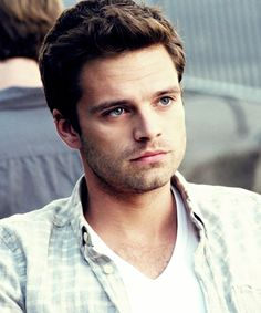 Sebastian Stan- Jefferson/Mad Hatter on Once Upon a Time and Bucky Barnes from Captain America