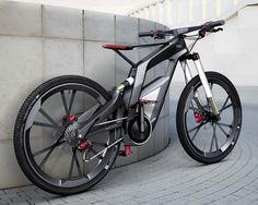 Audi designed bike