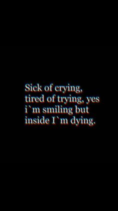 Quotes deep sad depresion feelings ideas for 2019 Dark Quotes, Sad Love Quotes, Tumblr Quotes, True Quotes, Deep Sad Quotes, Qoutes, Quotes Deep Feelings, Mood Quotes, Depression Quotes