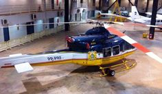 POLÍCIA RODOVIÁRIA FEDERAL. DIVISÃO DE OPERAÇÕES AÉREAS.  http://www.pilotopolicial.com.br/helicoptero-da-policia-rodoviaria-federal-nao-sai-do-chao-ha-quase-um-ano/