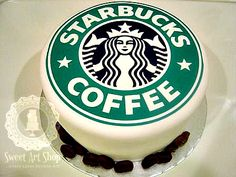 @Jess Liu Solis @Jill Meyers Rose - you two so need a Starbucks cake! lol :)