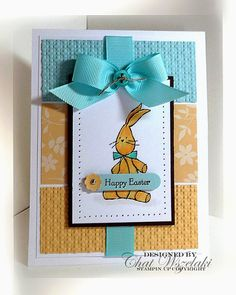 Stampin' Up Easter Card