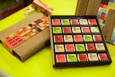 Les Carres - Macao box 60 carres-270g