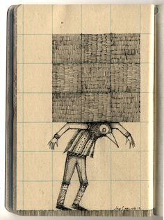 Jon Carling - The Block, 2012