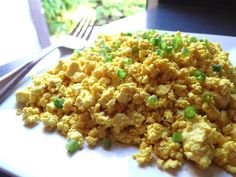 This simple vegan tofu scramble requires minimal ingredients, yet has a delicious taste the whole family will love!