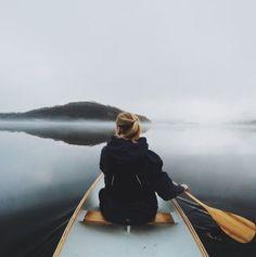Paddle boarding it definitely an adventure