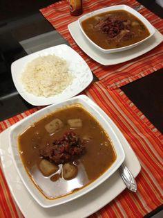 Sopa de Frijoles Hondureña