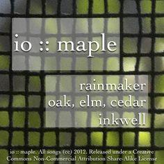 io :: maple - back cover