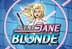 Agent Jane Blonde Slot by Microgaming - Play Online for Free Online Casino Slots, Casino Slot Games, Online Gambling, Casino Movie, Live Casino, James Bond Casino, Casino Cruise, International Games, Games For Fun