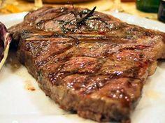 Photo: Buon appetito Fiorentini ! Oggi mangerei volentieri una bella bistecca ...