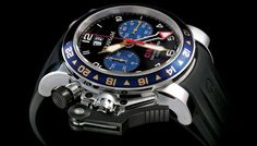 Graham Chronofighter