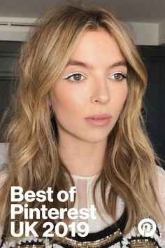 White eyeliner is the most flattering makeup trend this season. How To Put Eyeliner, White Eyeliner Makeup, Makeup Trends, Beauty Trends, Best Beauty Tips, Beauty Hacks, Sporty Ponytail, Eyeliner Designs, Glamour Uk