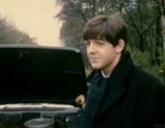 If anyone ever wondered this is my fandom , and if you don't know what it is... It's the Beatles  (gif)