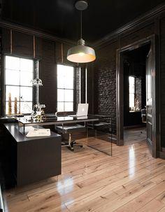 Dream House Interior, Dream Home Design, Modern House Design, Home Room Design, Office Interior Design, Office Interiors, Architecture Interior Design, Modern Home Interior, Home Interiors