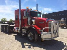 2007 Kenworth T800 for sale by owner on Heavy Equipment Registry  http://www.heavyequipmentregistry.com/heavy-equipment/17000.htm