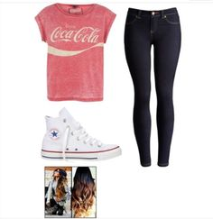 Get your hottest, straight from the road, outfits, celebrity looks … - Mode Für Teens Look Skater, Skater Girl Style, Skater Girl Outfits, Tomboy Outfits, Skater Girls, Casual Outfits, Converse Outfits, Vans Outfit, Fashion Mode