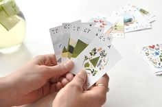 """Check out my @Behance project: """"National Parks - Playing cards"""" https://www.behance.net/gallery/52783621/National-Parks-Playing-cards"""