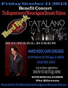 Catalano @ The Hard Rock